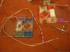 Making more bead thingamayokes..