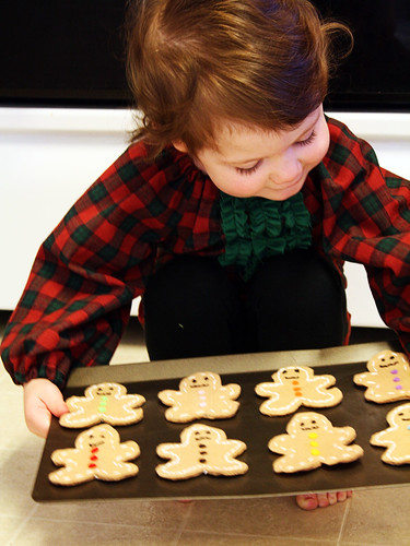 Look at the yummy cookies!
