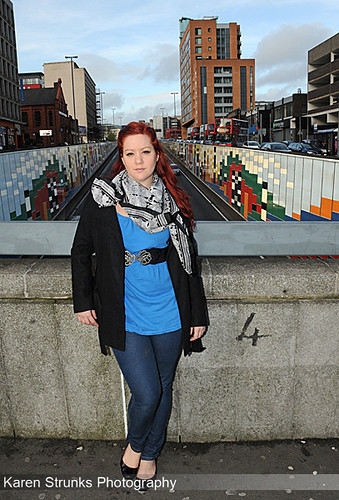 Amy-Portrait Photography Birmingham by Karen Strunks