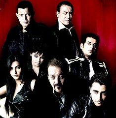[Poster for Luck with Luck, Soham Shah, Sanjay Dutt, Imran Khan, Shruti Haasan]