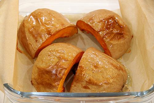 奶油瓜義大利麵疙瘩-091119