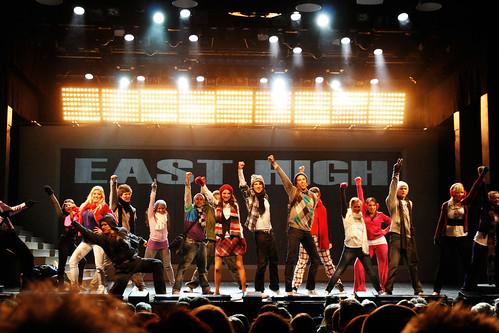 Du kan få med deg High School Musical i Lilletrøm frem til 20. desember.