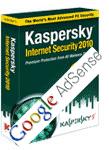 kaspersky  & google adsense