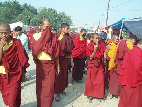 Many many monks