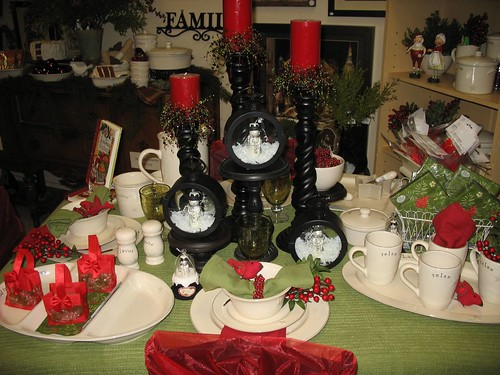 Holiday Table 2009