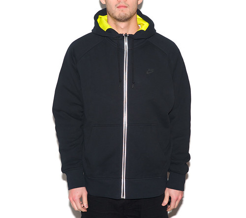 Nike AW77 Reversible Jacket - Black