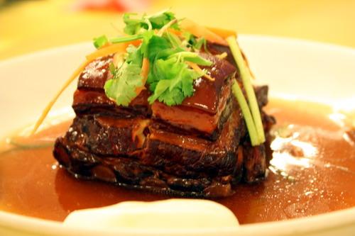 Ken Well Seafood Restaurant Braised Pork