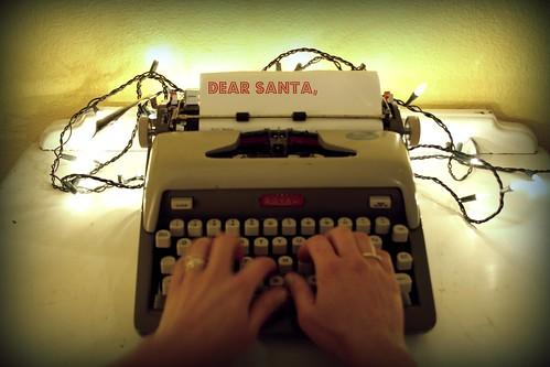 day 49 outake--dear santa