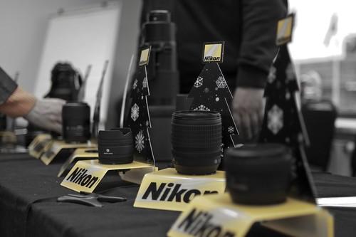 Nikon bandymų diena