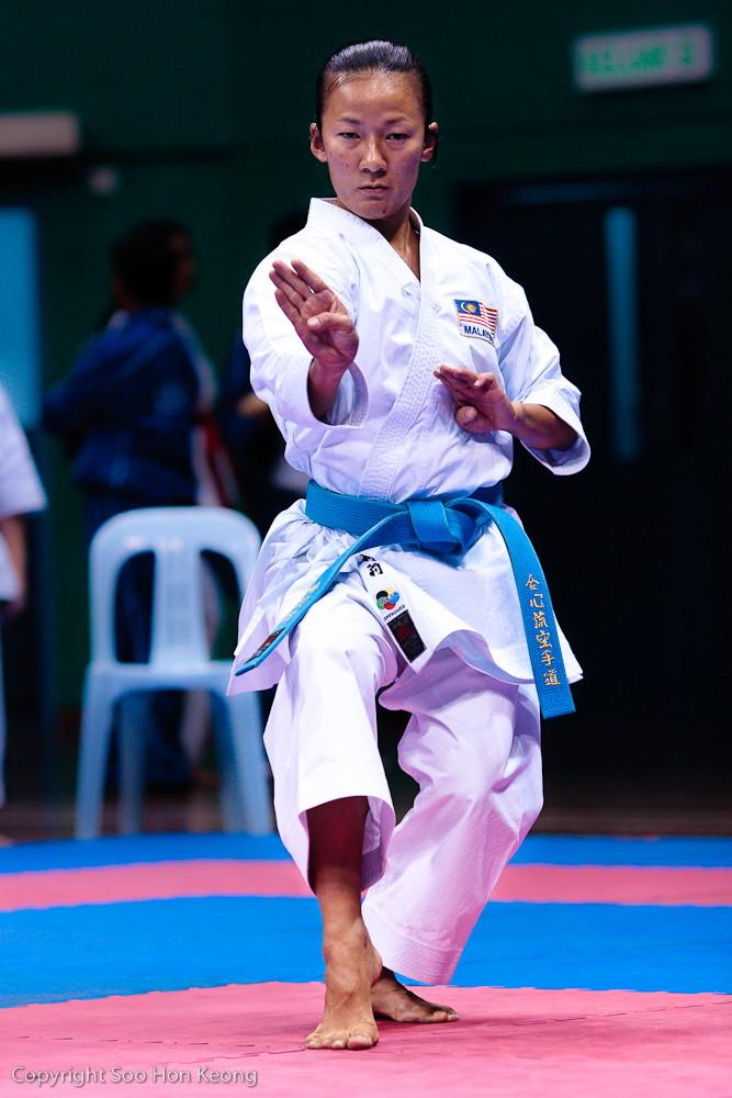 3rd Asian KOI Karate Championship 2009 @ KL, Malaysia