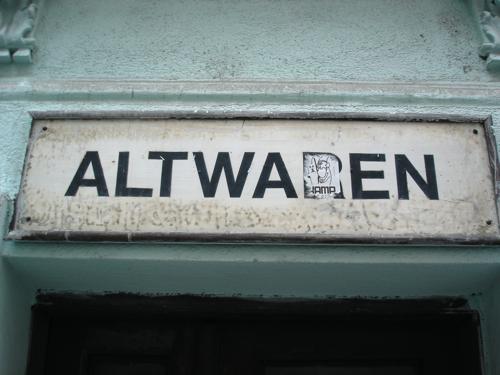 altwaren