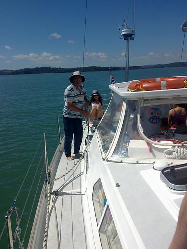 Richard der Captain