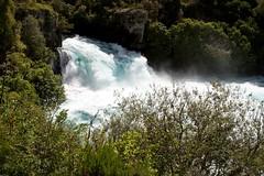 Les Huka Falls