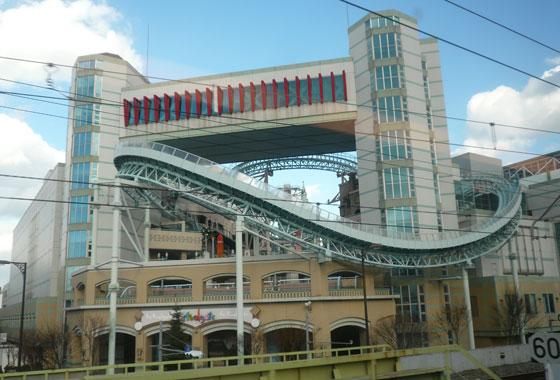 Rollercoaster building!