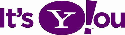 It's You! Yahoo Campaign Logo