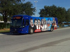 Lynx bus (traveling around) Tags: bus florida transit 111 fl orangecounty lynx 802 mega981