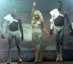 Lady Gaga (Nick Leonard) Tags: show city vegas woman beautiful lady amazing concert tour lasvegas gorgeous nevada nick thepearl brilliant gaga thepalms monsterball nickleonard ladygaga monsterballtour