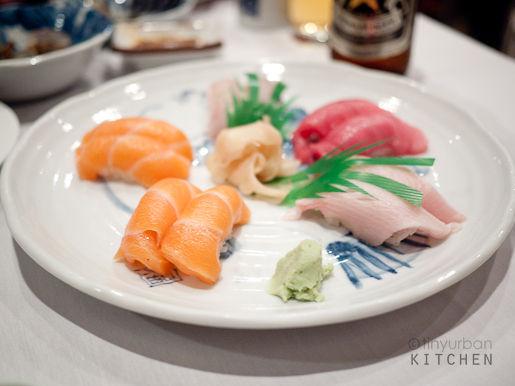 Sushi Gen Nigiri