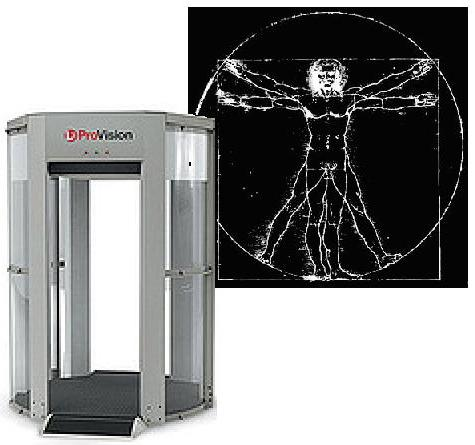 Full-Body Scanners: Old Technology