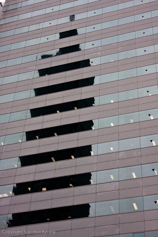Taipei 101 Reflection