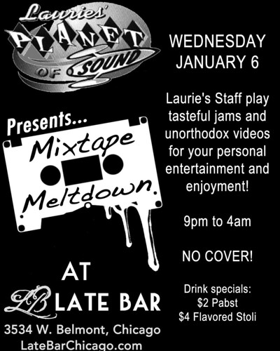 laurie's night @ Late Bar