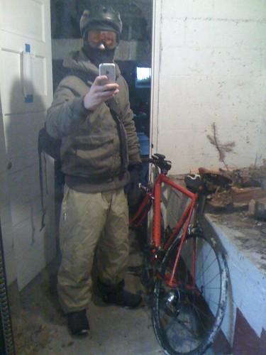 IWinter Riding Gear