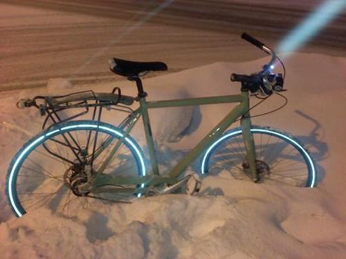 KC Bike Commuting: January 2010