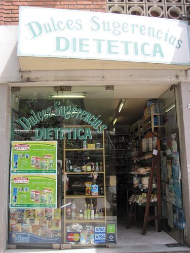 Dietetica Dulces Sugerencias