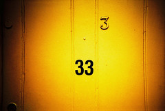 333 (lomokev) Tags: door 3 three lca lomography crossprocessed 33 number pro process agfa jessops100asaslidefilm loom thirtythree precise jessopsslidefilm loomlca shotonhscourse agfaprecise100 agfaprecise roll:name=100111lomolcaxpro file:name=100111lomolcaxpro03