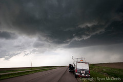 _MG_5456 (ryanmcginnisphoto) Tags: usa storm weather truck project highway unitedstates science hills research parked wyoming copyspace rolling scientists scientist meteorology webres darksky researcher nsf stormchasing stormchasers mcginnis researchers supercell goshencounty wallcloud stormchaser stormchase nationalsciencefoundation cswr vortex2
