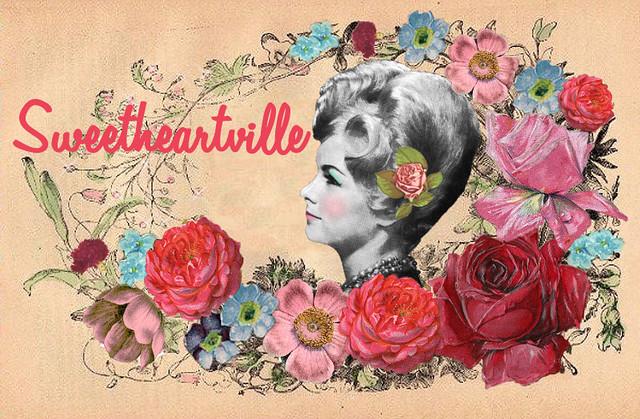 Sweetheartville floral