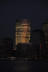 DSC_0096 (Swiss Photo) Tags: newyorkcity sunset skyline jerseycity manhattan hudsonriver batteryparkcity worldfinancialcenter goldmansachstower 200weststreet