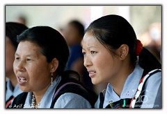 Pangsau Pass Winter Festival : Lisu women in the festival (Arif Siddiqui) Tags: travel costumes girls portrait people woman india green heritage history tourism nature colors beauty festival portraits river landscape glamour colorful asia southeastasia paradise folk traditional wwii scenic festivals culture lifestyle places tribal east hills tribes serene local raod tradition ethnic northeast cultures cultural arif arunachal pristine ledo stillwell dances changlang tribals siddiqui arunachalpradesh northeastindia jairampur peopleofindia attires itanagar arunachalpradeshindia pangsaupass nampong arunachali pangsaupasswinterfestival ppwf ppwf2010