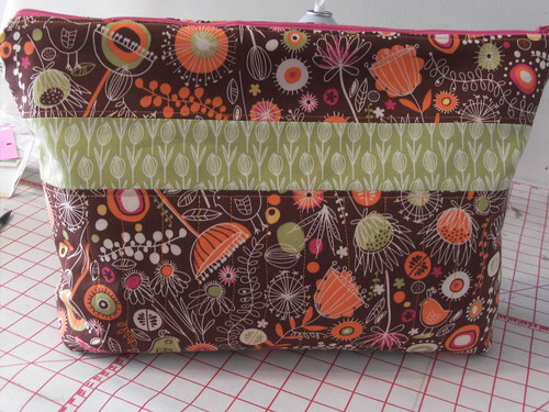 New Quilting Travel Bag