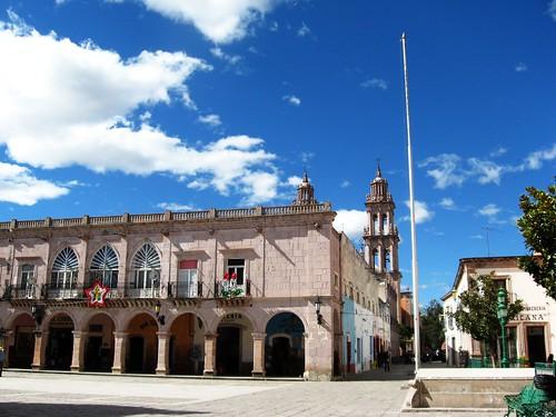 Plaza Tacuba