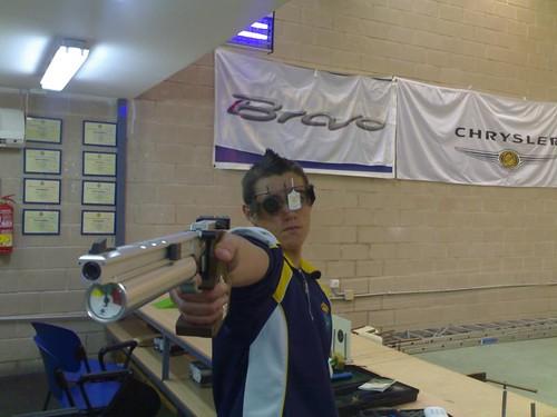1ª liga de tiro AC 2010