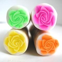 Citrus Cane Roses