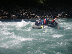 rafting and kayaking in Nepal