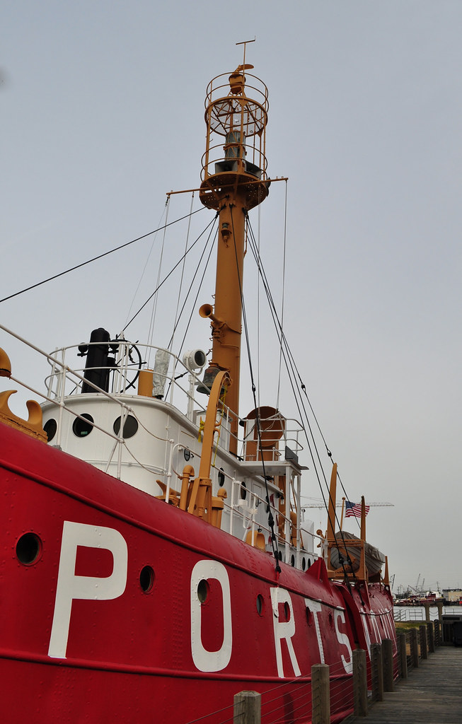 The Lightship Portsmouth 2