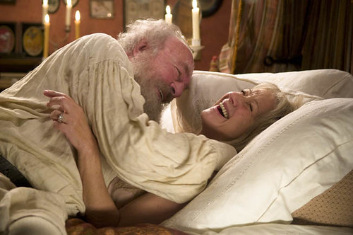Christopher Plummer and Helen Mirren spice up 'The Last Station'.