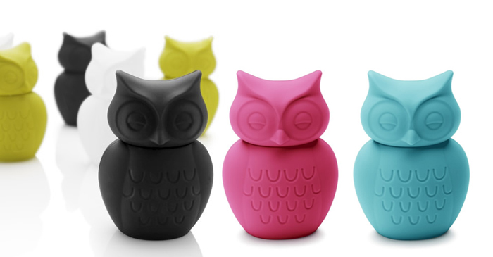 Mr. Owl Money Box