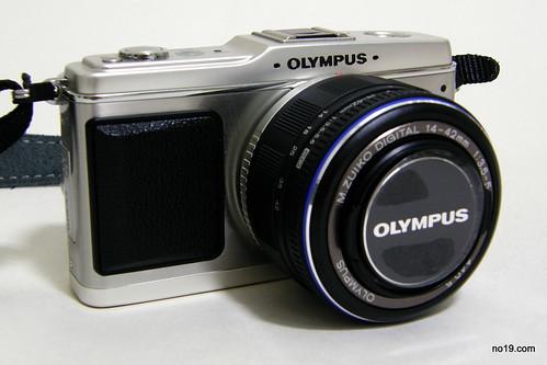 Olympus E-P1 - P2262100