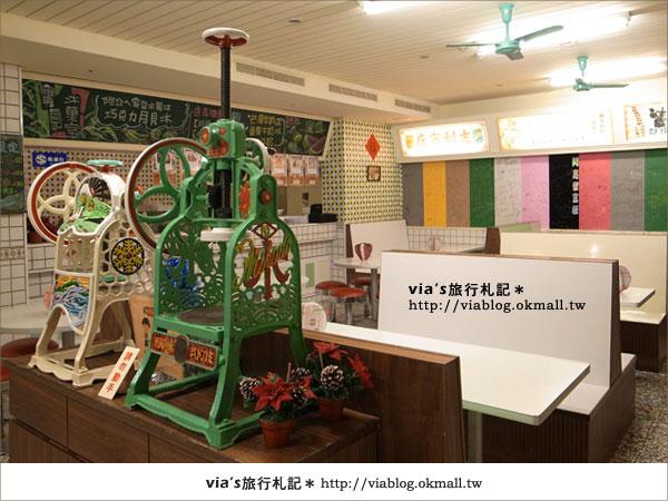 【台北旅遊】在台北,尋找老台灣的味道~台灣故事館32