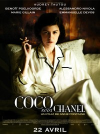 Coco Before Chanel poster