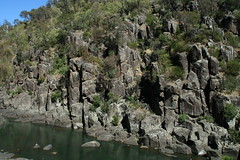 Launceston (Tasmania), - Cataract Gorge, January 2010 (The Grey Panther) Tags: tasmania launceston cataractgorge southeskriver duckreachpowerstation firstbasin