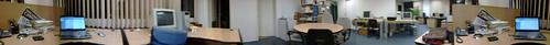 Panorâmica do escritório