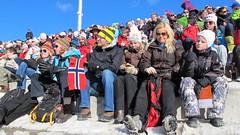 Oslo Holmenkollen Ski Jump preparing for OSL2011 #8