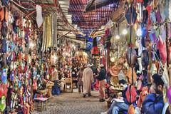 Into the Souk [FRONT PAGE] (Fil.ippo) Tags: market morocco marocco marrakech souk bazaar frontpage mercato hdr filippo bazar suk d5000 mygearandmepremium mygearandmebronze