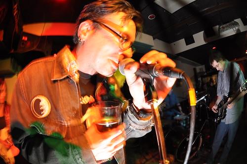 Dave Aardvark at The Dominion Tavern