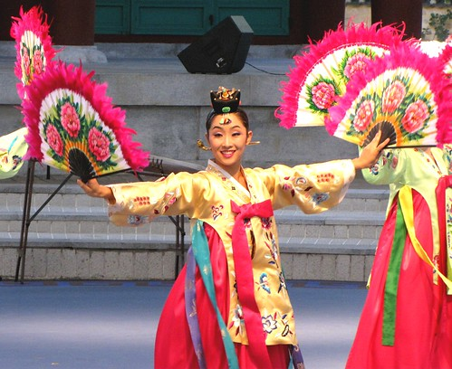 Korea Trip - Park Performance 2